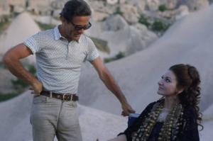 Pier Paolo Pasolini e Maria Callas